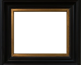 Frame and Framing for One 8 x 10 Oil Painting - The Howard