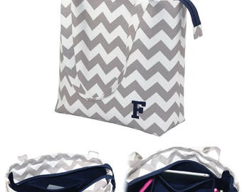 Custom made Tote Shoulder bag, Personalized handbag, handmade purse, everyday bag, women gift, Birthday gift. (RZTB)