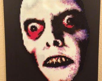 Pazuzu | The Exorcist | Captain Howdy | Classic Horror Movie | Horror Movie Fan Art | Halloween Gift for Horror Movie Fan | 20X20 Canvas