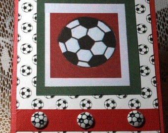 Soccer Card for Any Occasion  20170008