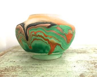 Vintage Nemadji pottery - Small