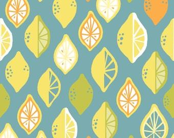 Juicy Canvas - Lemon Lime CANVAS from Monaluna