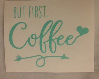 Coffee Lovers Decals