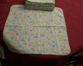Vintage Cloth Napkins Multi Colored Floral 15 Available