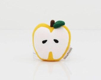 Apple Plush - Fruit Plush (Gold)