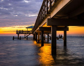 Gulf Coast Summer - Stock image - Commercial Use - License - Digital Download