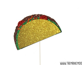 Taco Photo Prop ~ Photo Booth Props