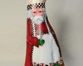 Chef Santa Cypress Knee
