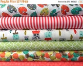 SHOP CLOSING SALE Fabric bundle for quilt or craft Michael Miller Painting bundle 6 Half yards