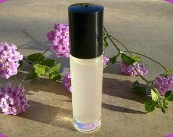Cherry Almond -  Fragrance Perfume Roll-On Oil - 10 ml bottle