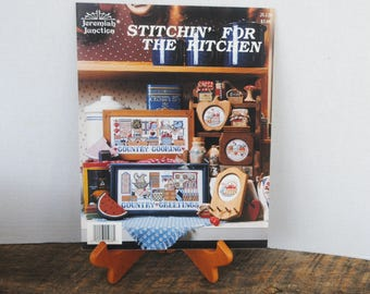 Stitchin' for the Kitchen Jeremiah Junction Leaflet