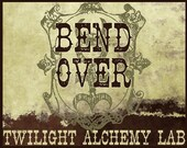 Bend Over - TAL Oil