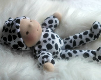 Waldorf Inspired Doll Baby's First by Jemilynndolls Ready To Ship