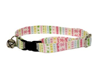 Bo-Bo Baby adjustable breakaway cat collar