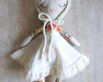 My First River & Fleur Doll Autumn