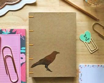 Golden Crow Notebook