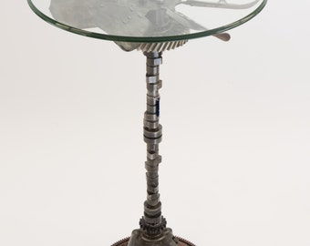 Industrial Patina Table
