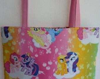 Totie Bag My Little Pony pink
