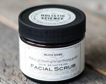 Rich, lathering Facial Polishing Scrub, 100% Vegan & Sulphate-free