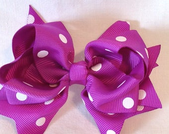 Boutique Hairbows/ Baby Hairbows/ Girls Hairbows/Stacked Hairbows