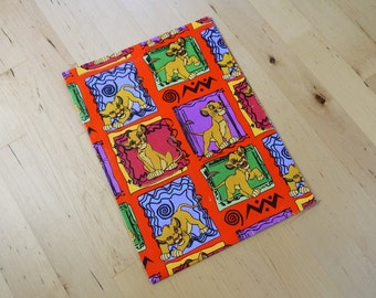 Vintage The Lion King Wrapping Paper