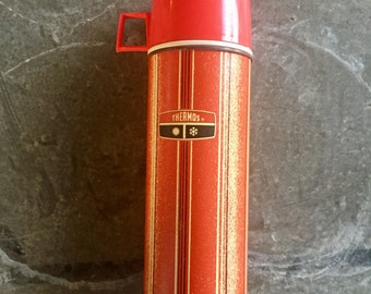 Vintage King Seeley Thermos, 1970's