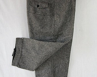 40%OFFSALE Woolrich Knickers Wool Pants Short Pants Black Gray Tweed Shorts