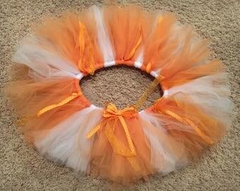 Tennessee tutu Orange and White