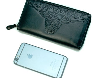 Roisín Ladies Celtic Wallet