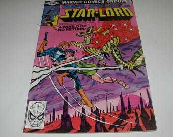 Marvel Spotlight on Star-Lord No.7 (1980)