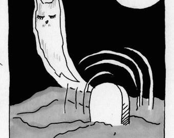 Ghost Cat Zine