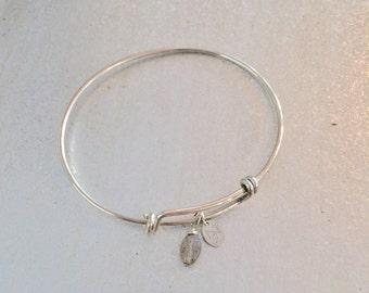 Labradorite Bangle - Strength, Transformation - 2nd Chakra - ZEN Jewelry
