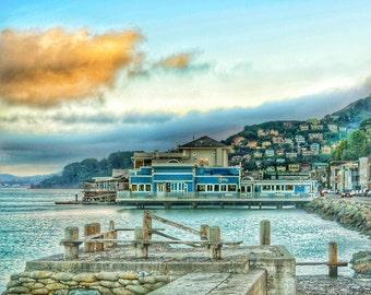 Sausalito Photo Print