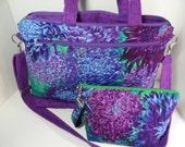 Custom weekender tote bag