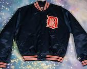 Detroit TIGERS Baseball  Starter Jacket Size XL