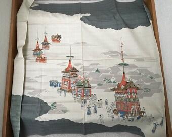 Furoshiki from Kyoto