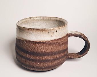 Dark Stoneware Mug