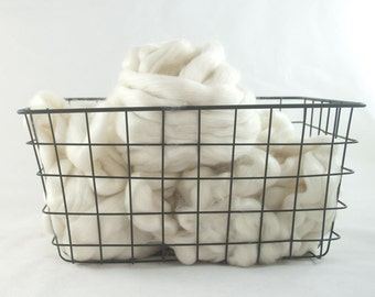 Mohair Roving / Top Undyed 3.5oz/100gm