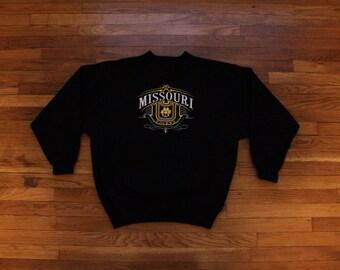 Missouri Tigers Crewneck