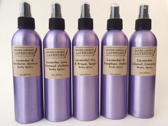 Lavender Body Sprays CLEARANCE!
