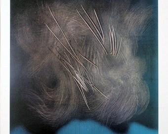 Hans Hartung-T1963-E45-1965 Poster