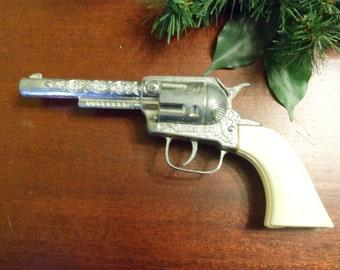 Vintage Pony Boy Cap Gun Pistol   (T)