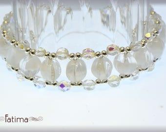Crystal Melon Bracelet
