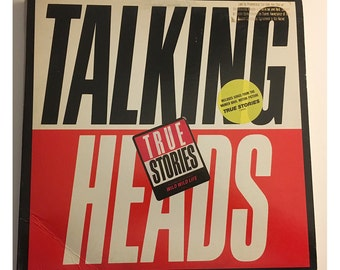 VINYL: Talking Heads-True Stories (Songs by the Heads from the movie)