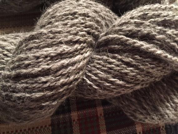 Grey Handspun Alpaca From Jmcfiberart On Etsy Studio