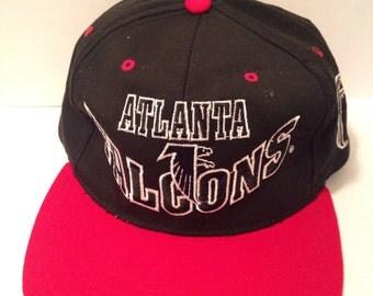 Vintage Atlanta Falcons 90s Hat- DEADSTOCK CONDITION