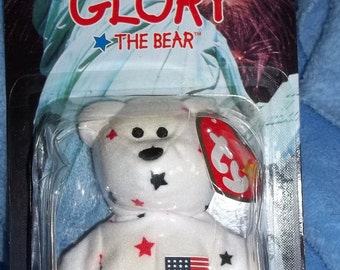 TY McDonald Glory the Bear