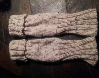 Boot Socks Cream