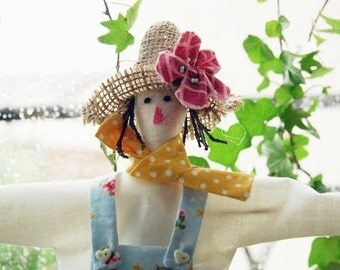 Tilda scarecrows decoration handmade