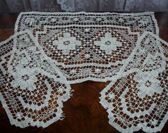Crochet Antimacassar Etsy